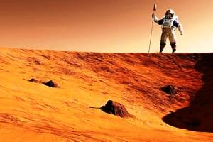 اولین دختری که به مریخ می رود! علاقه ناسا به این دختر!! + عکس