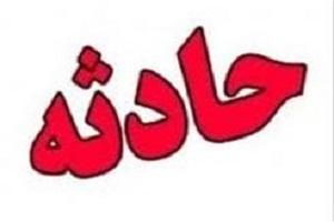 ریزش آوار 7باب مغازه در خیابان شوش
