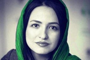عکسی از چهره کودکی گلاره عباسی