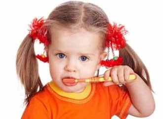 دندانهای سالم کودکتان نشانه چیست؟