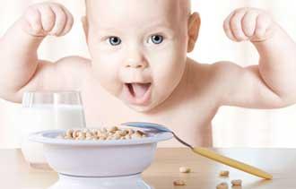 10 نکته برای شروع تغذیه تکمیلی کودک