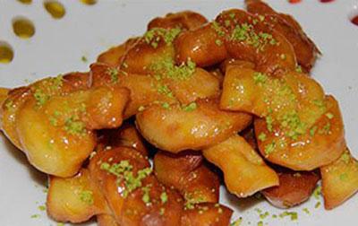 تاتلو دویونلر، شیرینی گره ای برای عید فطر