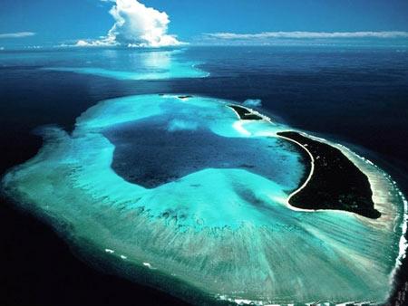 جزایر زیبا و استثنایی بورا بورا + تصاویر