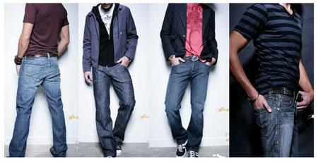 راهنمای خرید شلوار جین مردانه