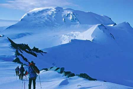 معرفی بهترین نقاط کوه نوردی در جهان