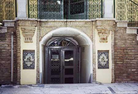 آشنایی با موزه آبگینه