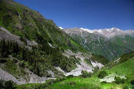 قرقیزستان؛ کانادایی در آسیای مرکزی + تصاویر