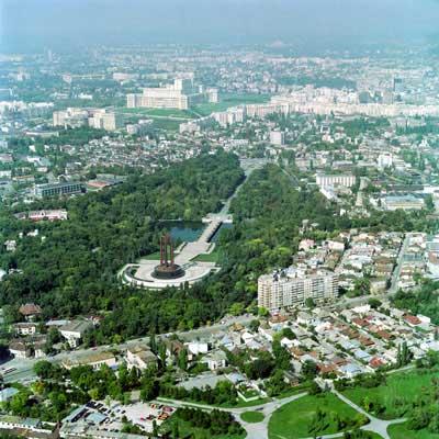 بخارست یک شهر مقرون به صرفه اروپایی