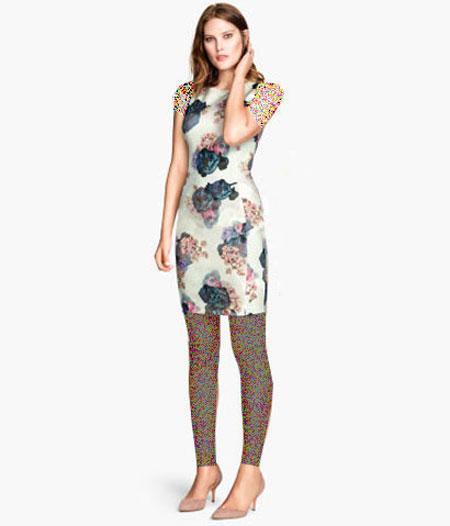 کلکسیون پیراهن زنانه H&M برای تابستان 2014