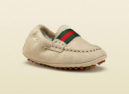 مدل پاپوش و کفش نوزادی پسرانه Gucci