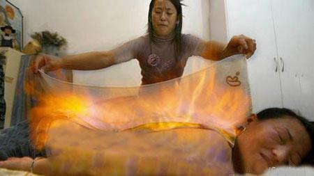 ماساژ درمانیهای عجیب و غریب از نوع اروپایی تا خاورمیانه ای!+تصاویر