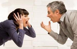 روش های فتیله پیچ کردن مشاجرات: سبک دعوا بین همسران