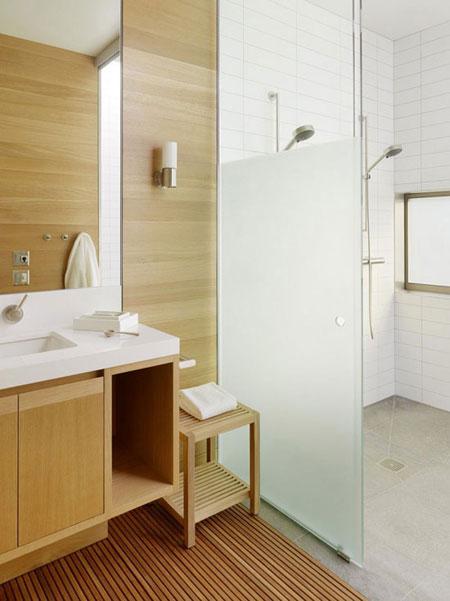 كف پوشهای طبیعت دوست در حمام